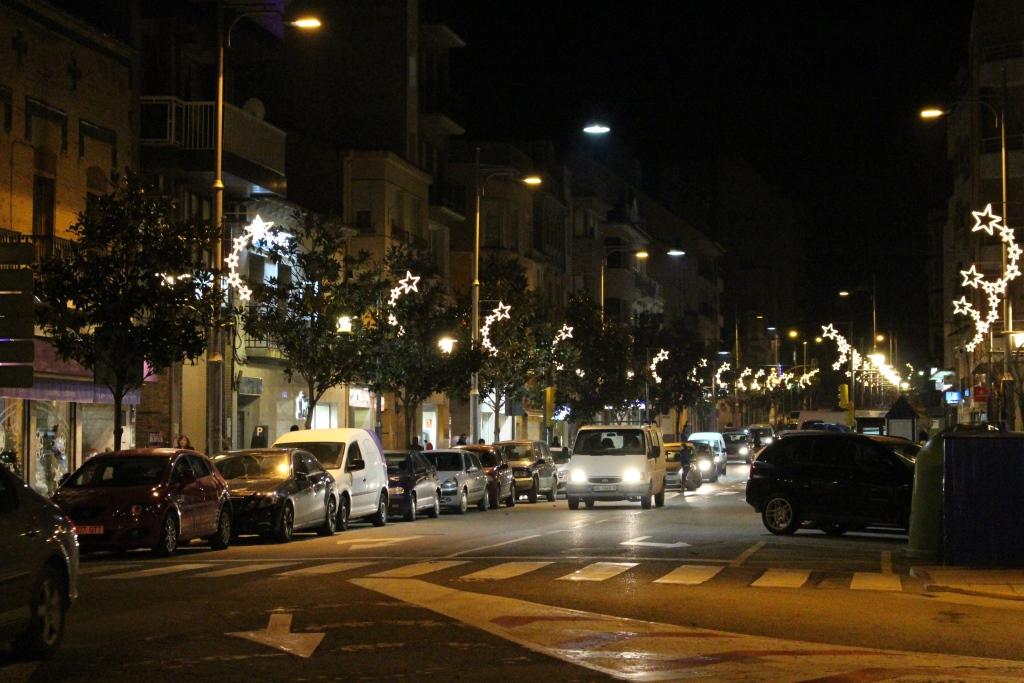 Avenida de Aragón.