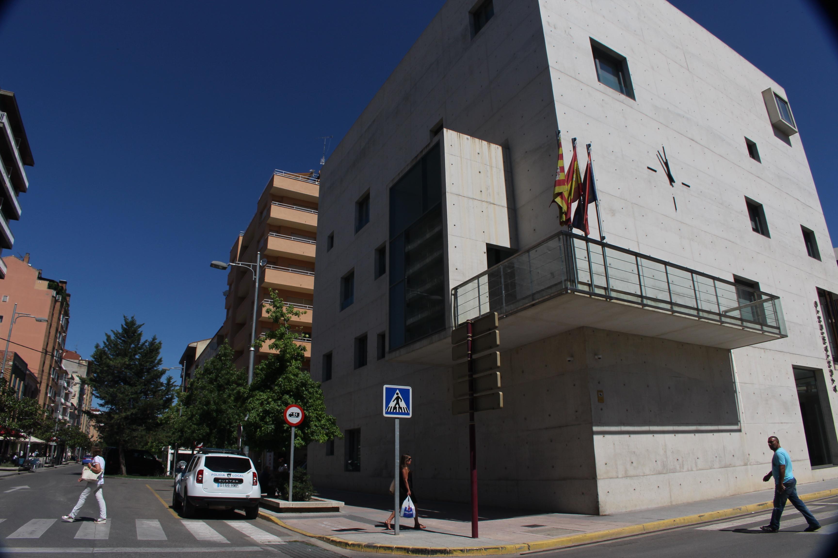 Edificio Ayuntamiento.