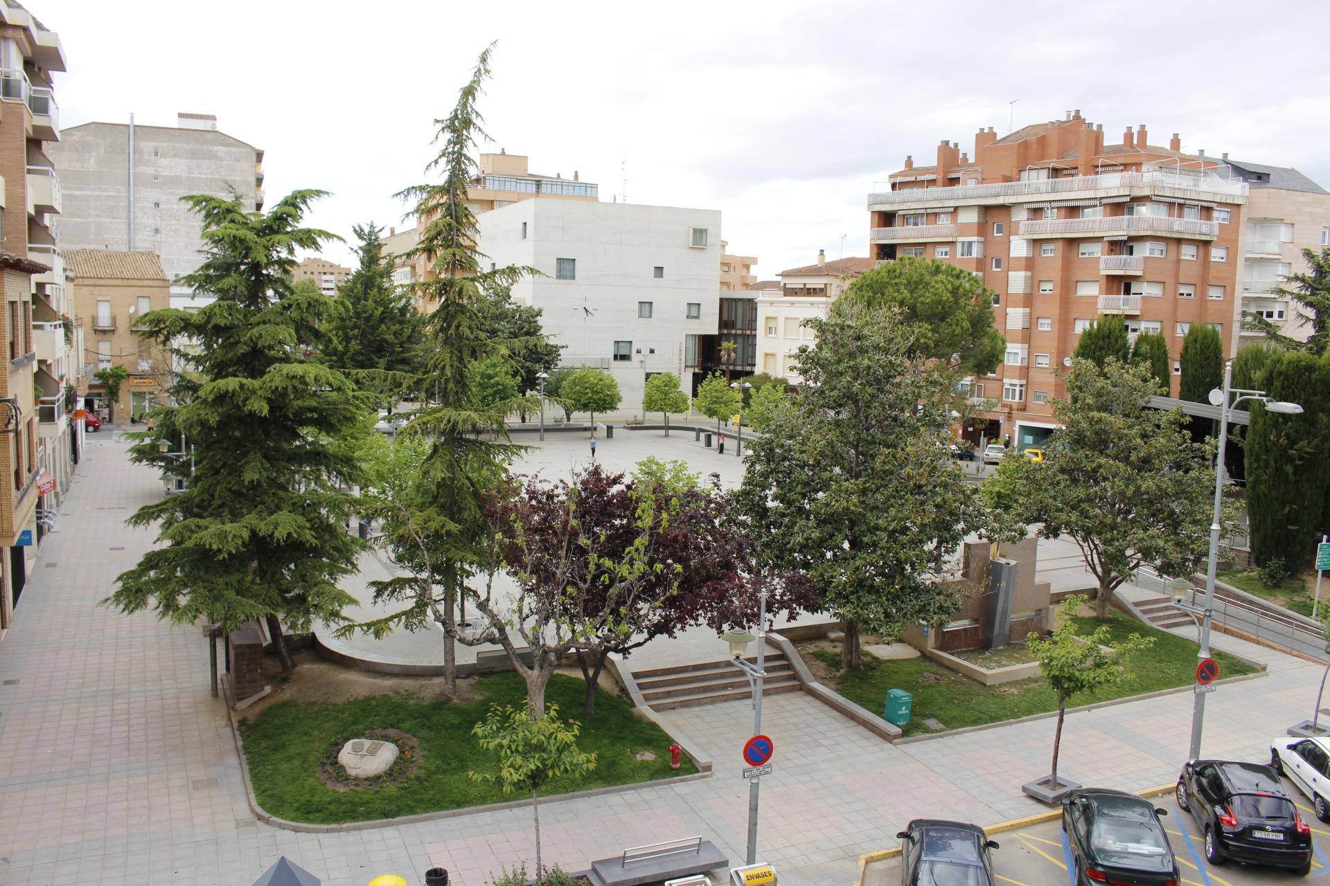 Plaza de España.