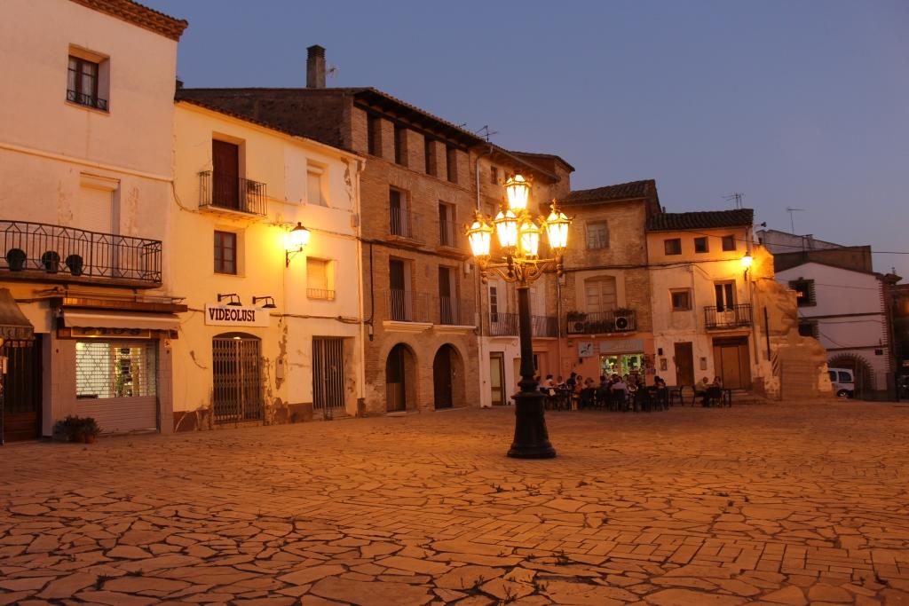 Plaza de la Litera.