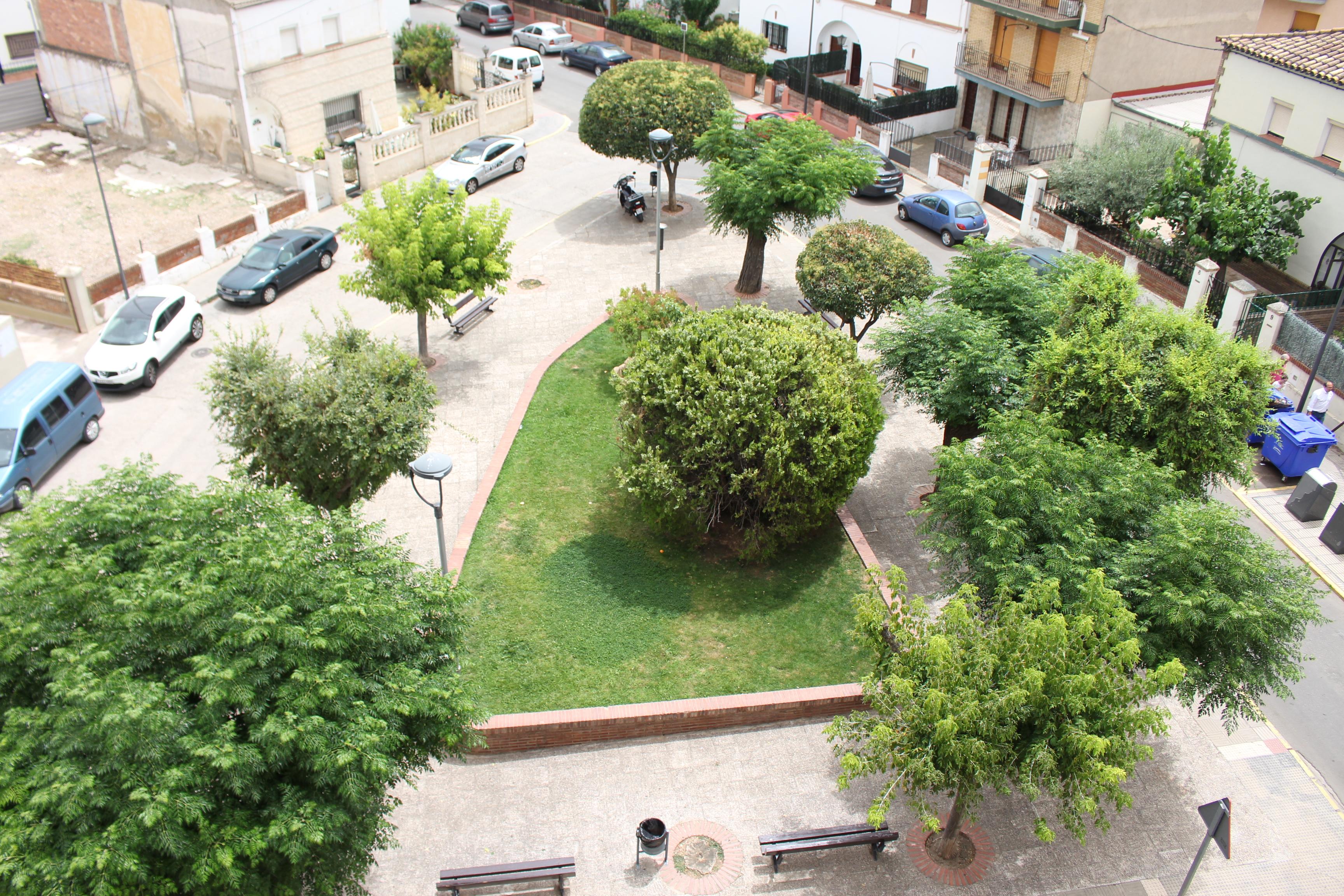 Plaza de San Quílez.