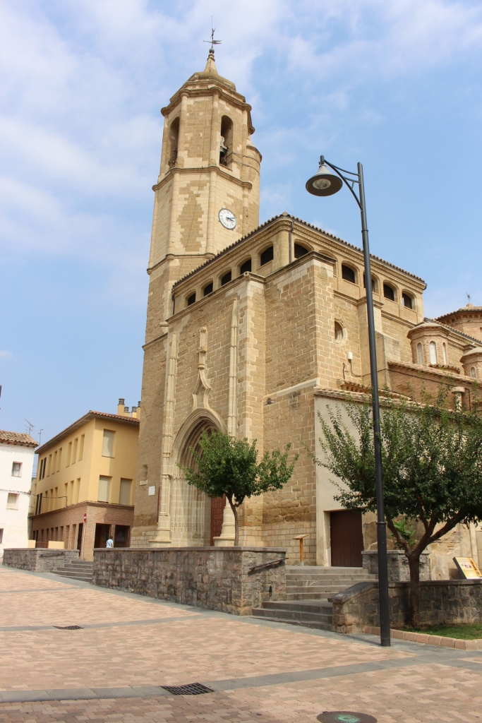 Templo parroquial de San Pedro Apóstol.