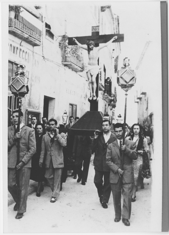 Procesión Semana Santa.