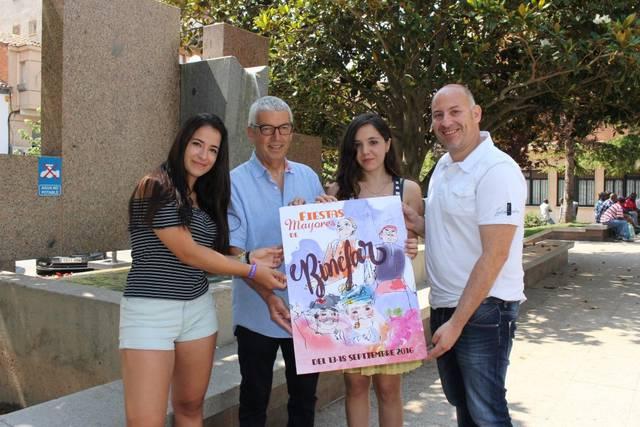 Presentación cartel de Fiestas 2016.