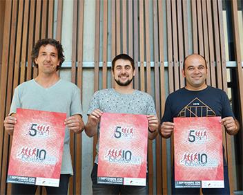 Cita el 1 de septiembre con las Carreras 10 km y 5 km de Binéfar