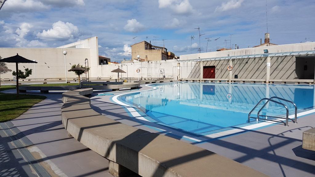 Cifras récord en las actividades deportivas de verano y en las piscinas municipales de Binéfar al cierre de temporada