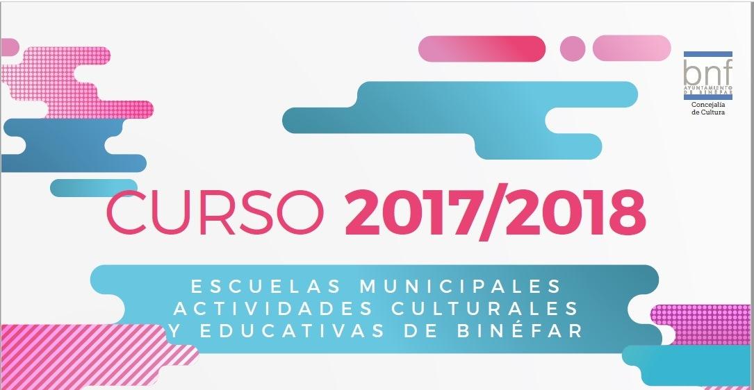Completa oferta de actividades y servicios culturales y educativos