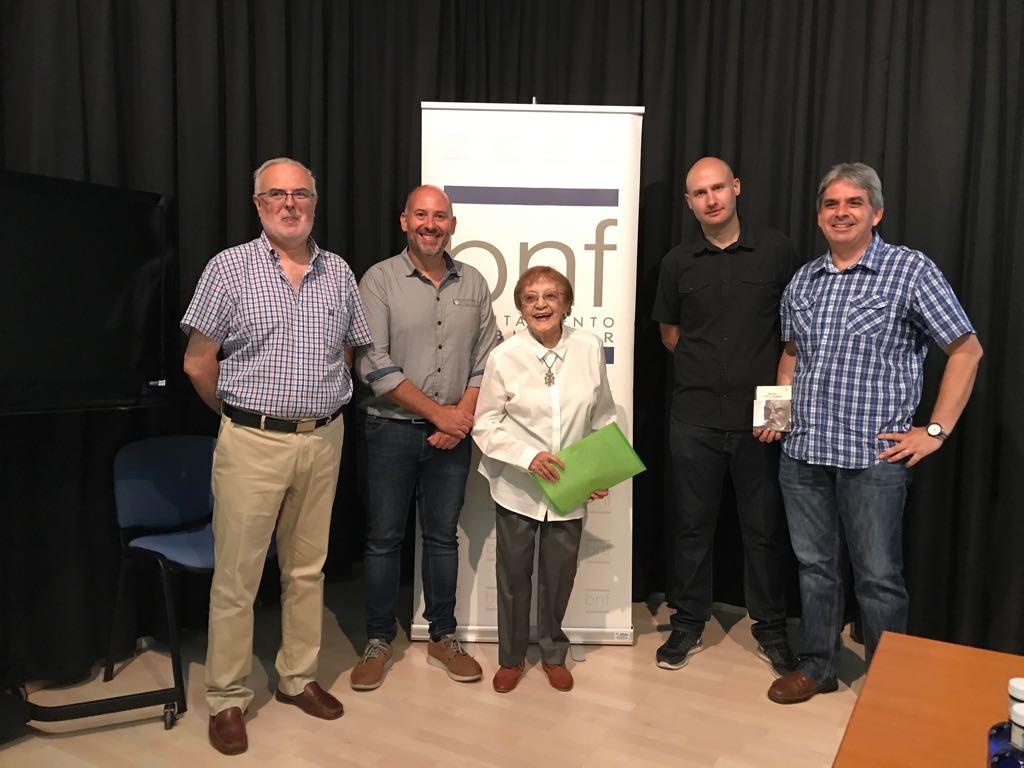 El Archivo Municipal de Binéfar recibe la donación de cartas inéditas entre Benito Coll y Ramón Menéndez Pidal