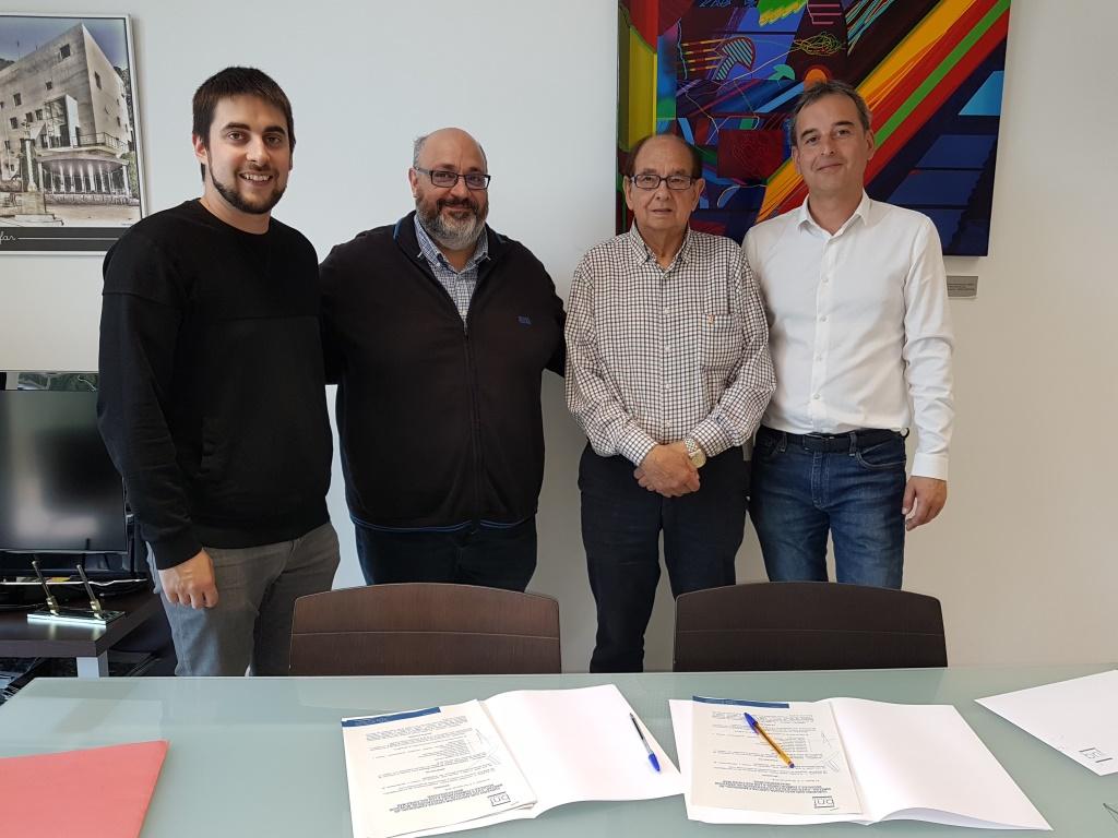 El Ayuntamiento de Binéfar mantiene el importe de los convenios con Cáritas Parroquial y Cruz Roja, que suman 15.500 euros