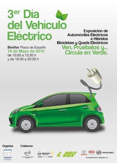 3er Día del Vehículo Eléctrico