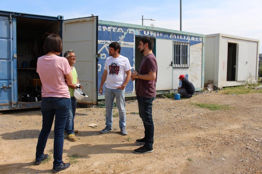 El Ayuntamiento aprueba la licencia de obras del nuevo Centro de Salud, que construye el Gobierno de Aragón
