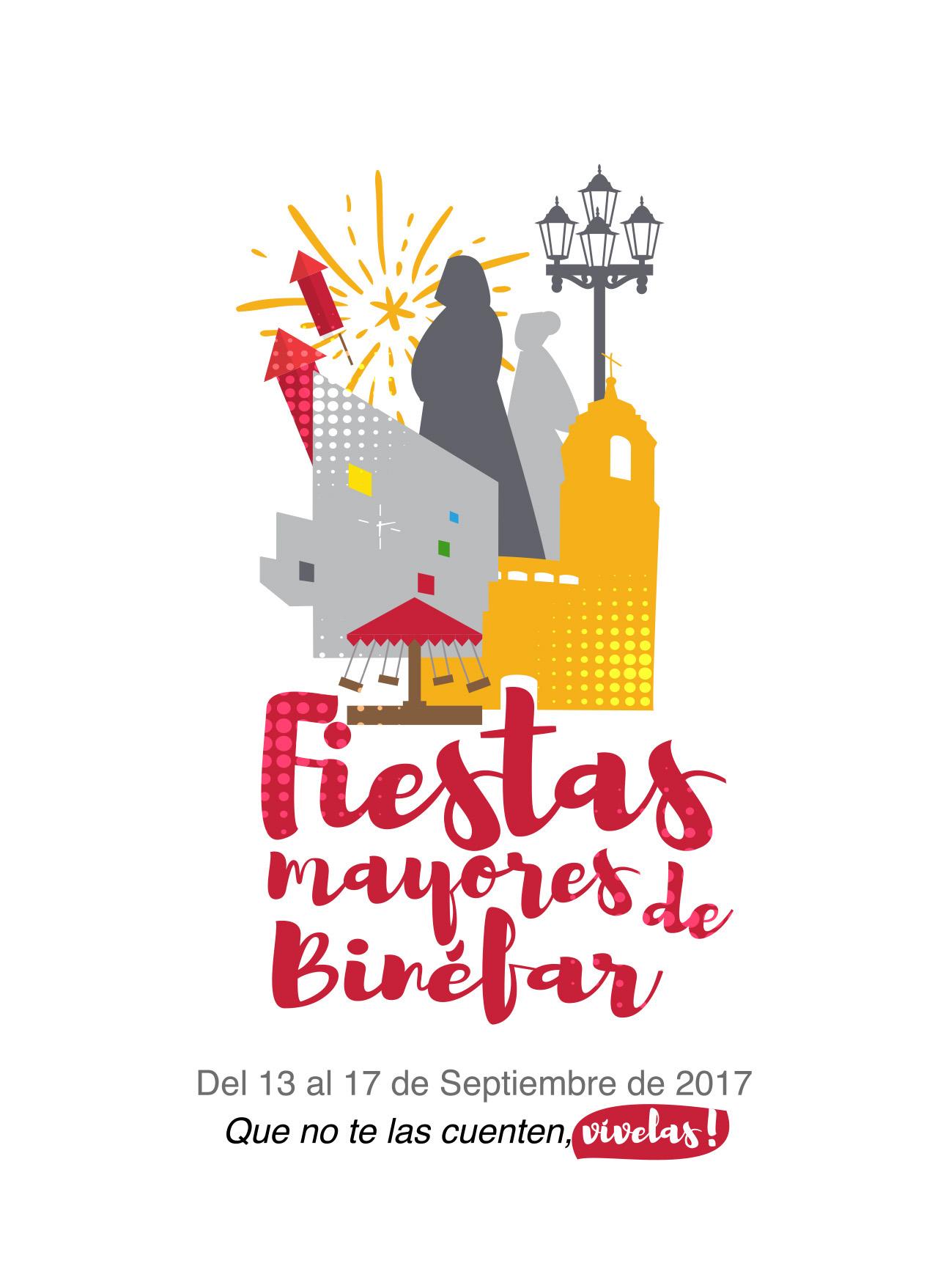 Portet-sur-Garonne será la invitada a dar el pregón de fiestas mayores de Binéfar