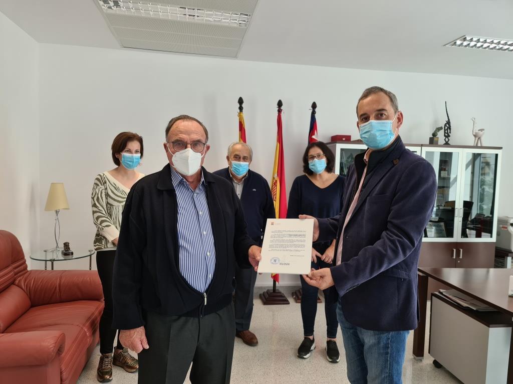 El Ayuntamiento felicita a Agropienso por su Premio Empresa Huesca 2020