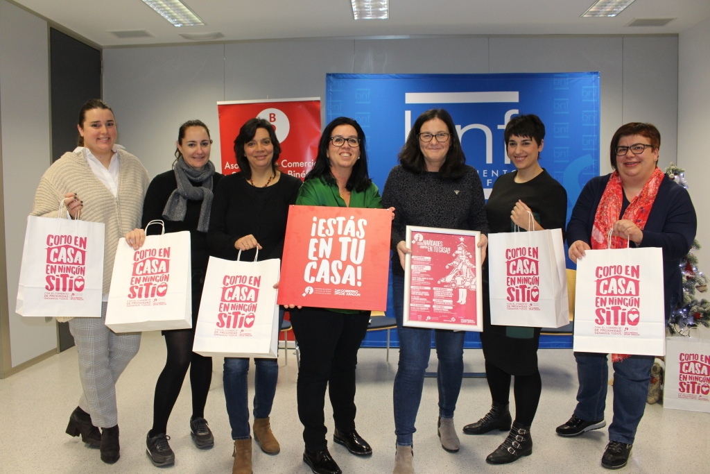 Binéfar enciende las luces de Navidad el 5 de diciembre e inicia una campaña basada en la promoción del pequeño comercio