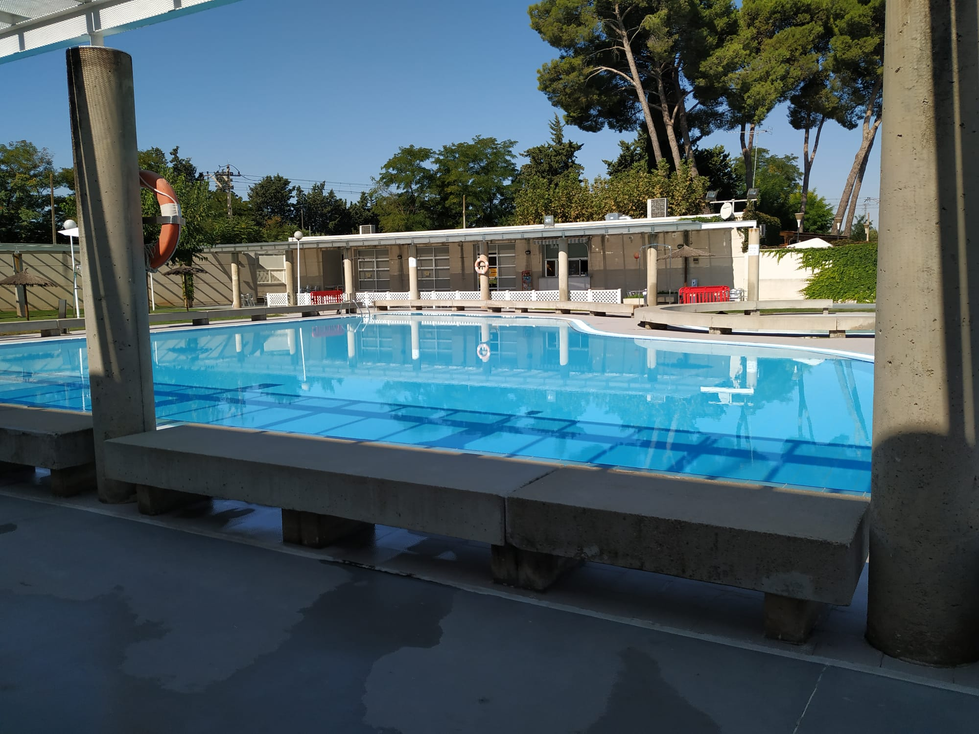 Las piscinas municipales municipales clausuran una atípica temporada con un buen nivel de usos
