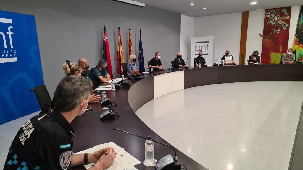 La Policía Local de Binéfar inicia el proceso de adhesión al sistema VioGén