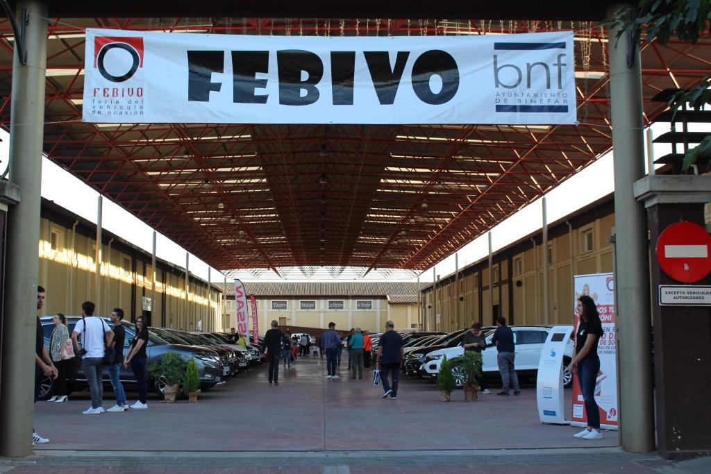 Febivo 2018 abre sus puertas con las primeras ventas de vehículos