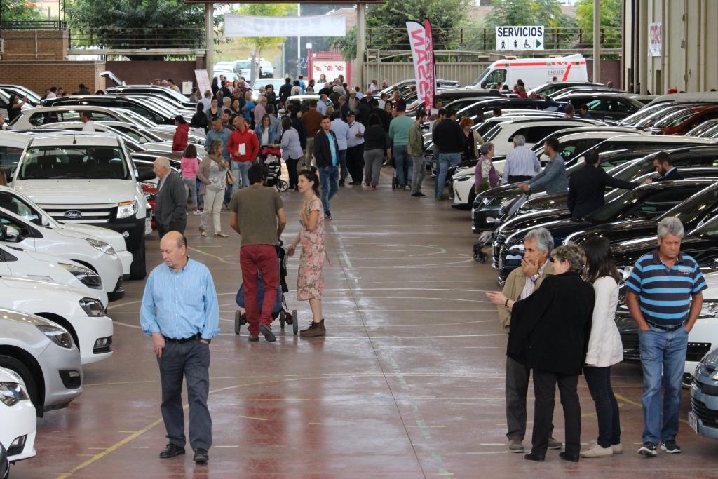Febivo 2018 se consolida como referente aragonés en el sector del vehículo de ocasión