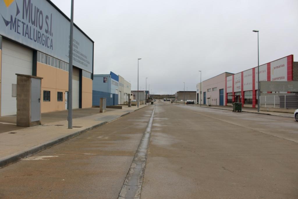 El Ayuntamiento de Binéfar aprueba una modificación del PGOU para la ampliación de suelo industrial