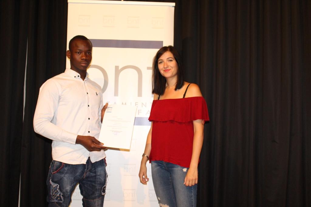 El proyecto In-t-gra del Ayuntamiento de Binéfar logra su objetivo de integrar social y laboralmente a jóvenes inmigrantes
