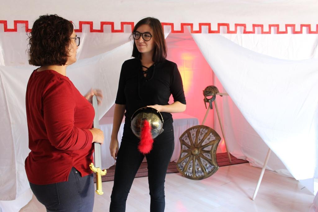 Juventud presenta una verbena y el túnel del terror para celebrar Halloween en Binéfar