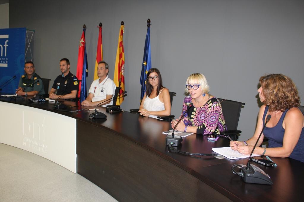 Campaña del Ayuntamiento de Binéfar para pedir civismo en fiestas