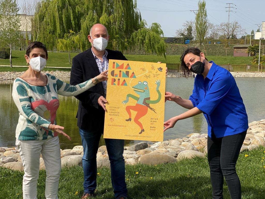 Imaginaria regresa a Binéfar adaptando el festival a la situación de pandemia