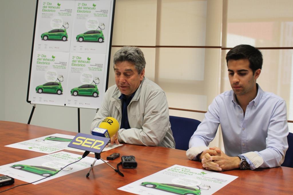 Binéfar sigue con el impulso de las tecnologías sostenibles con la 2ª Jornada del Vehículo Eléctrico