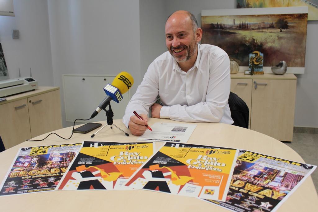 Ray Gelato and The Enforcers encabezan el primer Ideal Jazz Festival de Binéfar