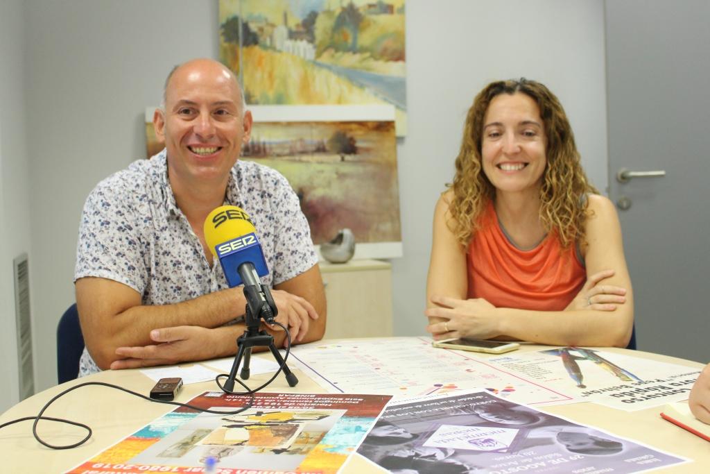 """El Pórtico Cultural de Binéfar comienza con la proyección del cortometraje """"Mermelada de Moras"""""""