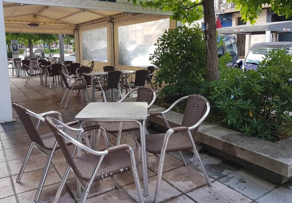 El Ayuntamiento  permite a los hosteleros ampliar sus terrazas para cumplir las distancias de seguridad