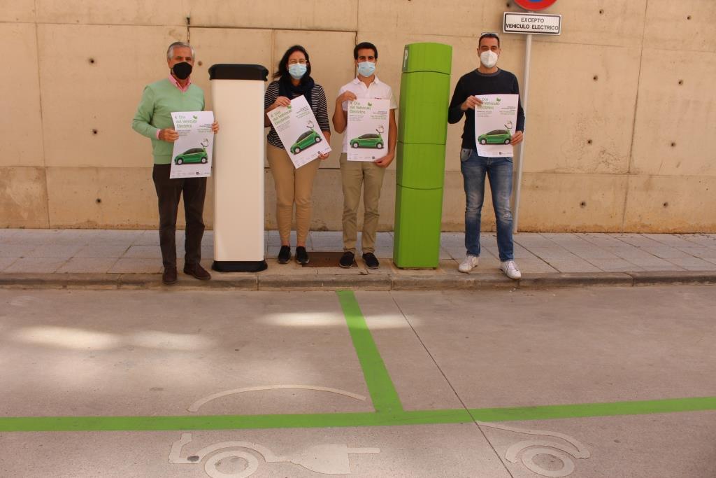 Día del Vehículo Eléctrico en Binéfar, el próximo 30 de mayo en la plaza de España
