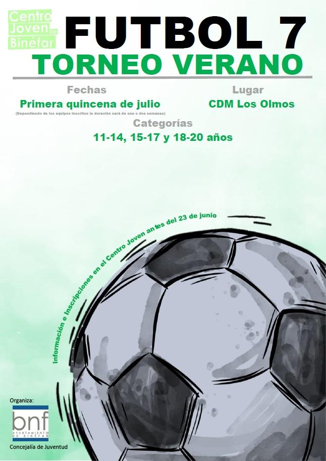 Torneo Futbol 7