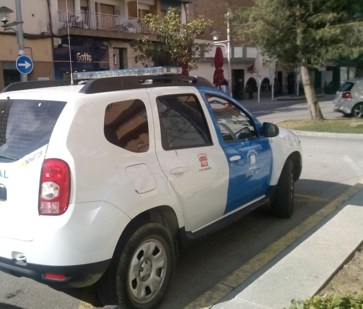 """La Policía Local se adhiere a la """"Campaña especial sobre distracciones de tráfico"""""""