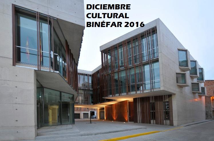 Agenda Cultural Diciembre 2016