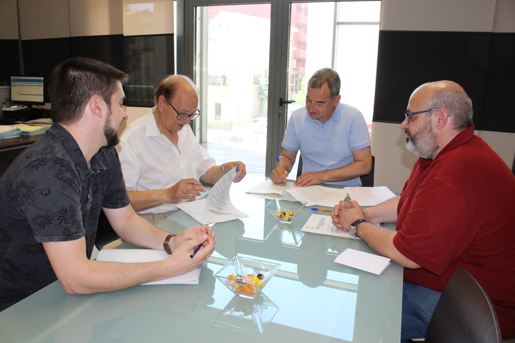 El Ayuntamiento de Binéfar dobla en cuatro años el importe de los convenios con Cáritas Parroquial y Cruz Roja