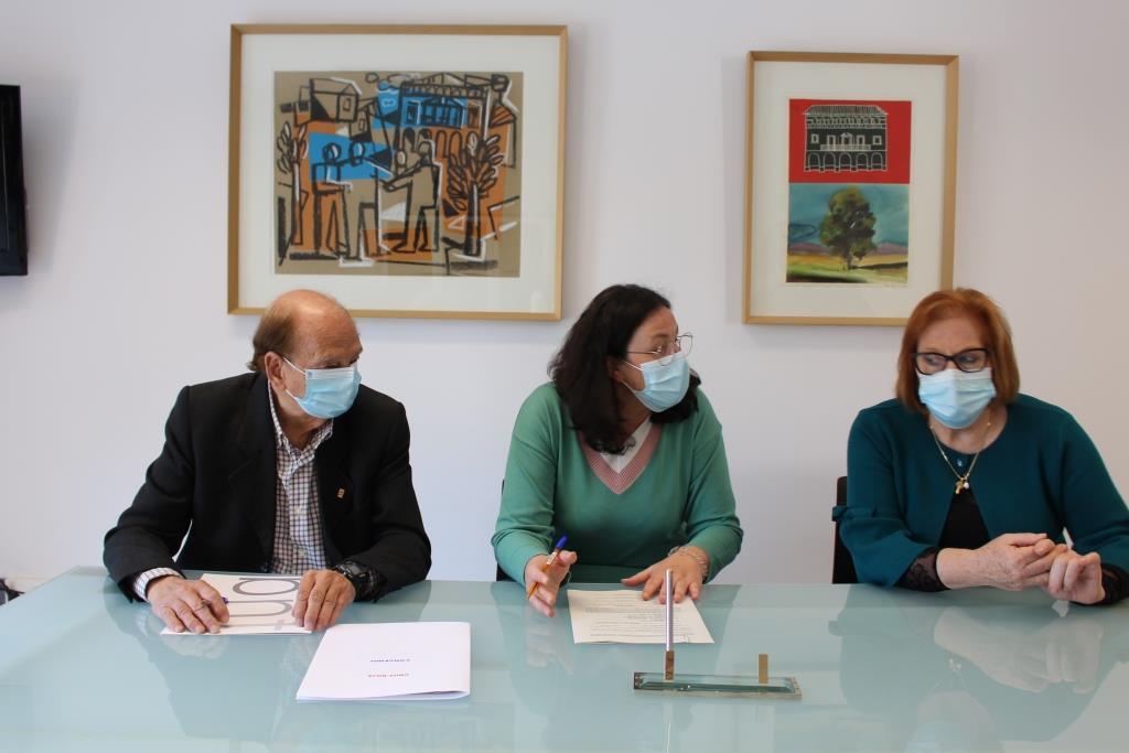 El Ayuntamiento de Binéfar incrementa un 48 por ciento las subvenciones a Cruz Roja y Cáritas