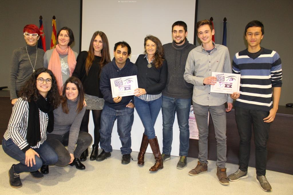 Los premios del II Concurso de Cortos Contra el Machismo se reparten entre Binéfar y Lérida