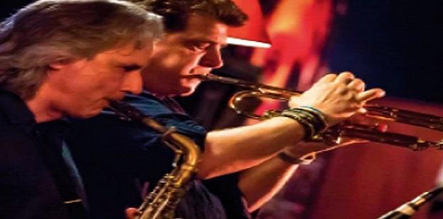 Jazz en Binéfar con Joe Magnarelli y  Perico Sambeat quintet
