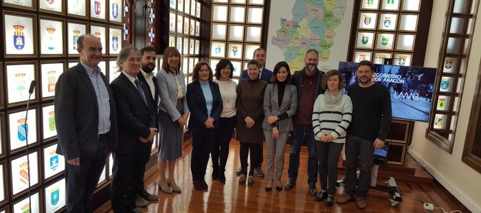 Alcaldes y concejales en Zaragoza