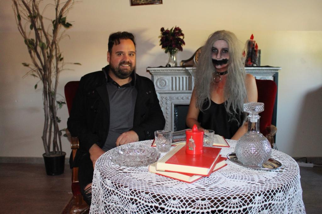 El Castillo del Terror, la propuesta de Juventud para celebrar Halloween, espera 600 visitantes