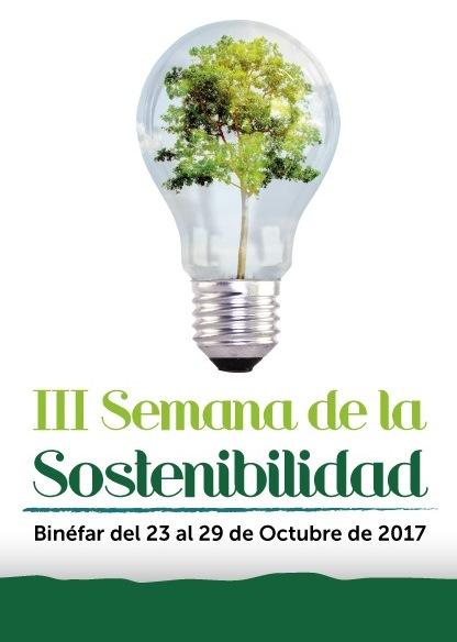 La III Semana de la Sostenibilidad de Binéfar impulsará la creación de un grupo agronómico de cooperación con el suelo sano como lema