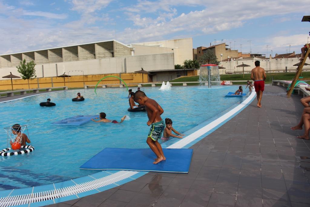 Las piscinas municipales cierran la temporada con cifras récord en usuarios e ingresos
