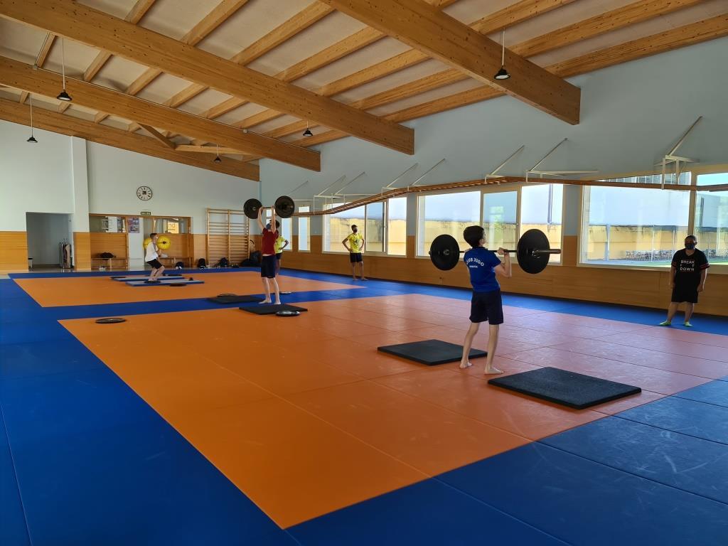 Los clubs deportivos de Binéfar pueden reanudar la actividad en las instalaciones municipales del Segalar