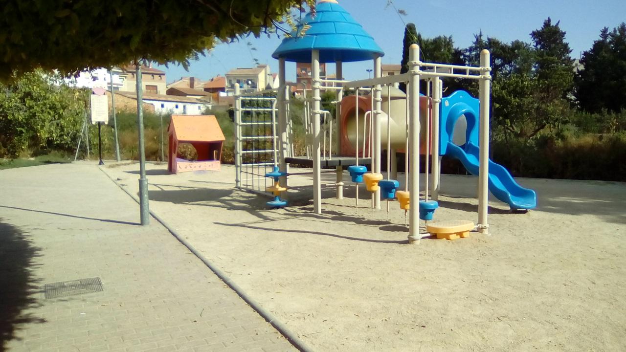 Parque de la Avenida del Pilar