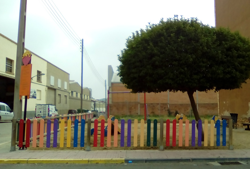 Parque de Calle Barbastro